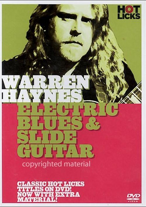 Warren Haynes: Electric Blues And Slide Guitar