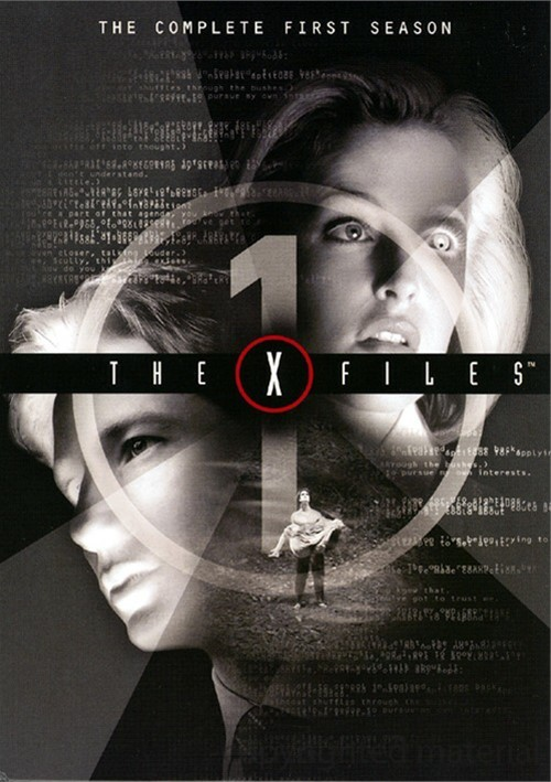 X-Files, The: The Complete First Season (Repackaged)