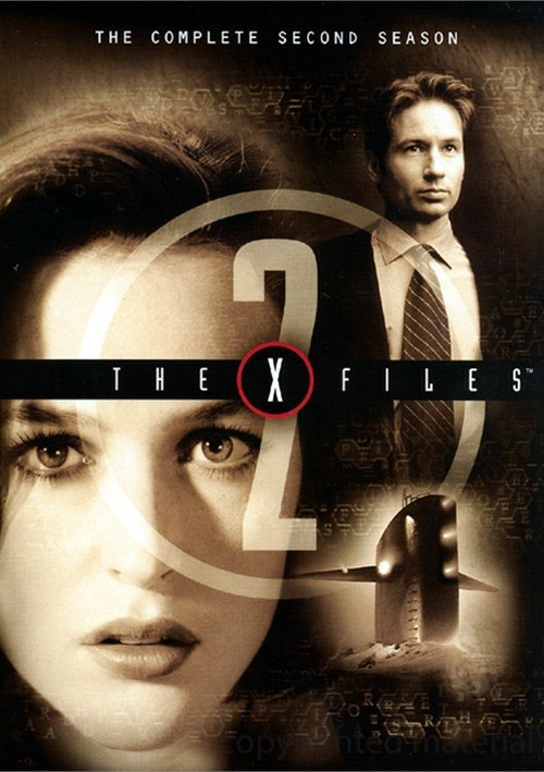 X-Files, The: The Complete Second Season (Repackaged)