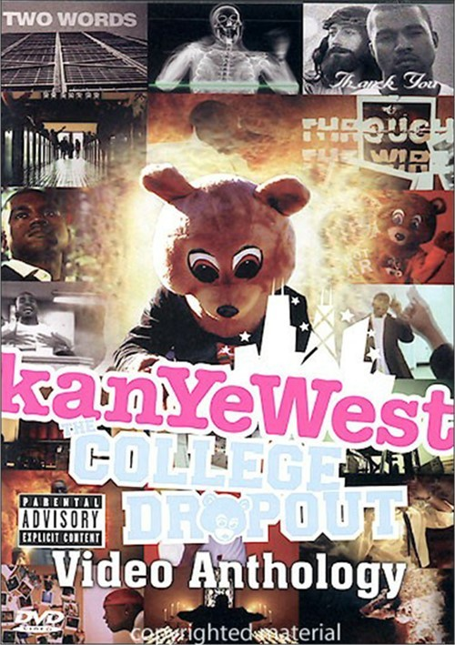 Kanye West: College Dropout Video Anthology