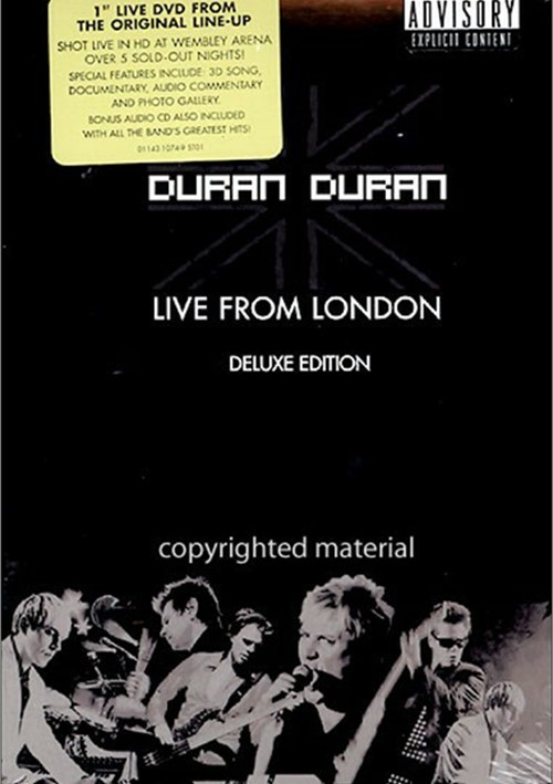 Duran Duran: Live From London (Deluxe Edition)