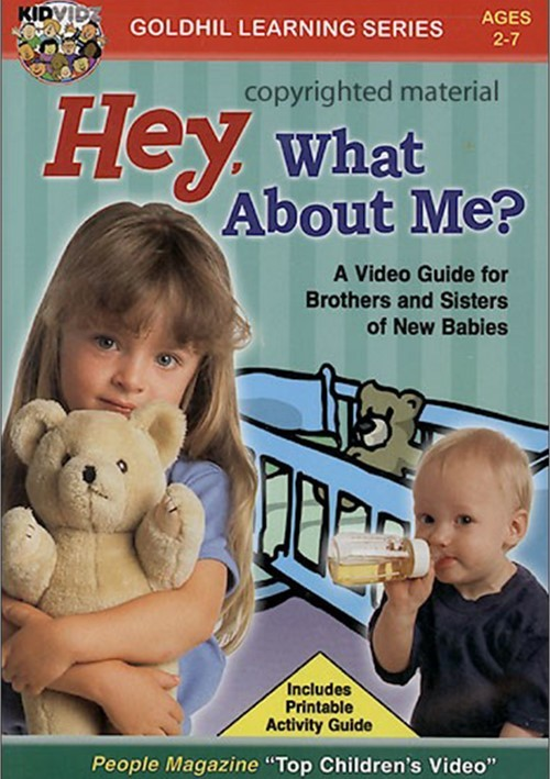 Kidvidz: Hey What About Me?