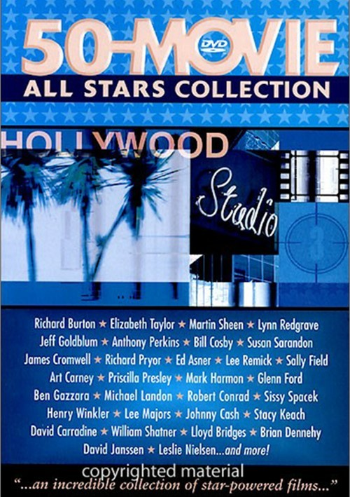 All Stars Collection: 50 Movie Pack