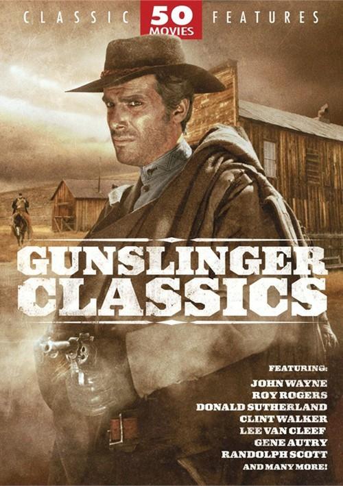 Gunslinger Classics: 50 Movie Pack