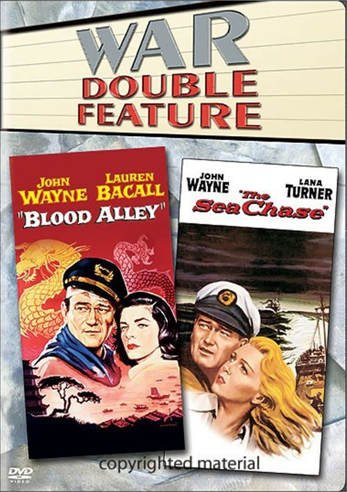 War Double Feature: Blood Alley / Sea Chase