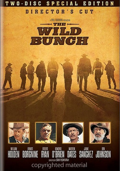 Wild Bunch, The: 2 Disc Special Edition