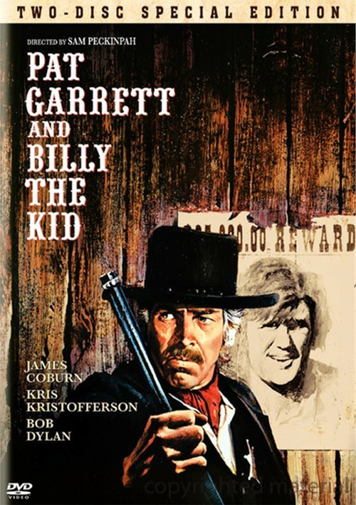 Pat Garrett & Billy The Kid: 2 Disc Special Edition