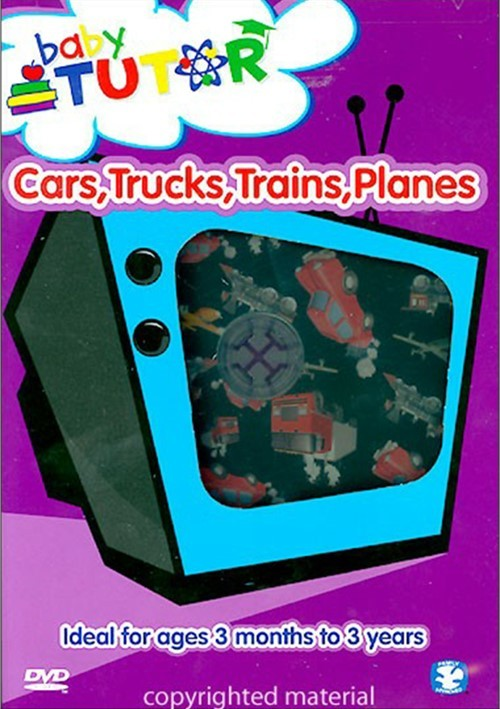 Baby Tutor: Cars, Trucks, Trains And Planes