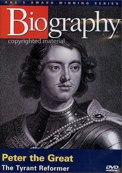 peter the great biography pdf