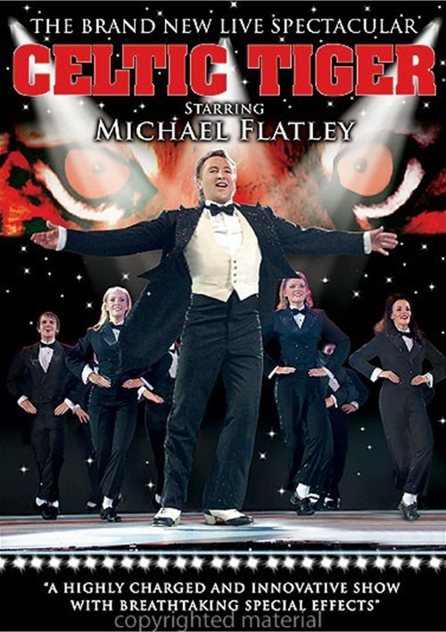 Michael Flatleys Celtic Tiger
