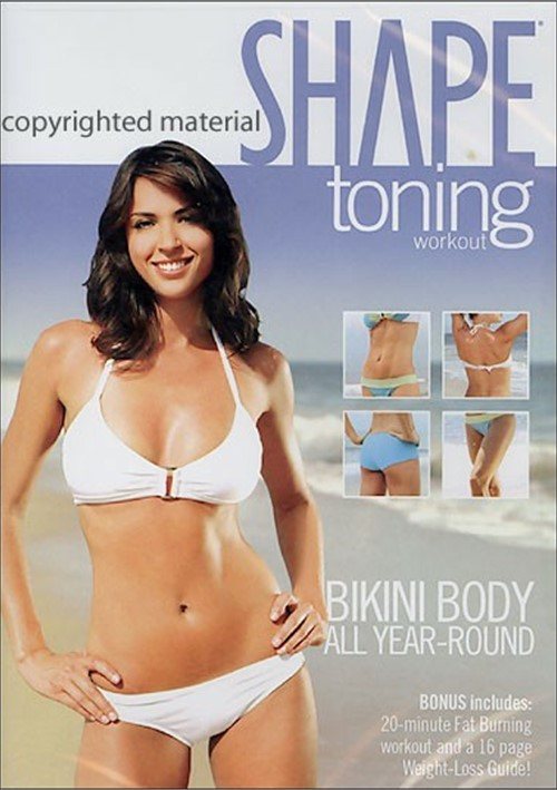 Shape bikini body camp dvd parents