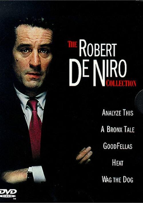 Robert DeNiro DVD Collection