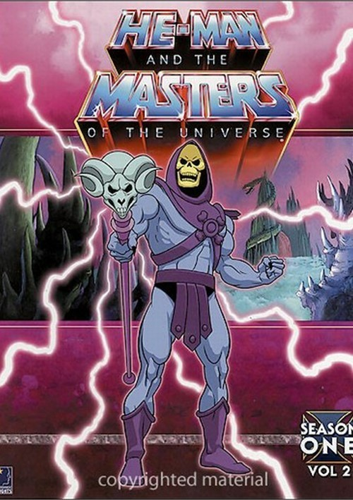 He-Man And The Masters Of The Universe: Season One - Volume 2