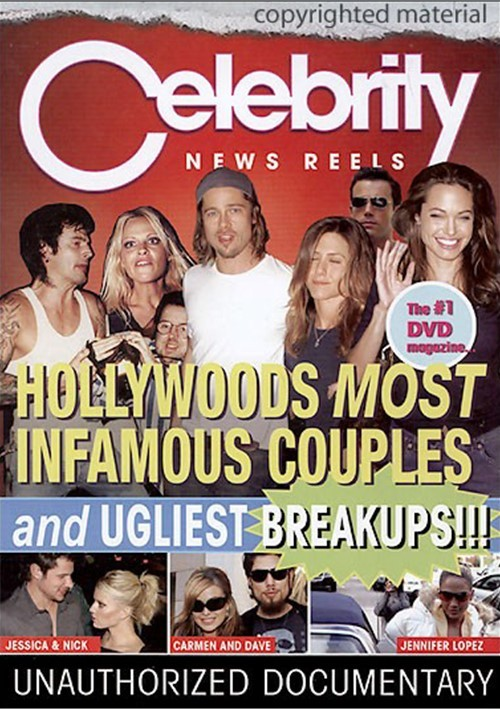 Celebrity News Reels: Hollywood's Most Infamous Couples And Ugliest Breakups!!!
