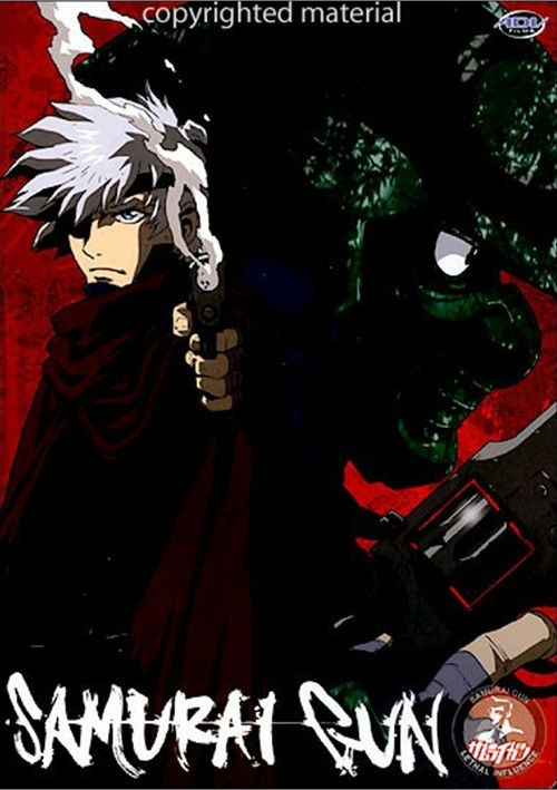Samurai Gun: Lethal Influence - Volume 3