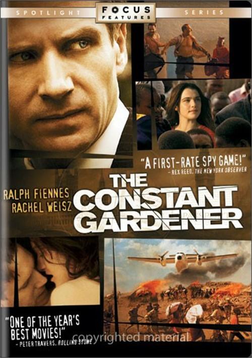 Constant Gardener, The (Widescreen)