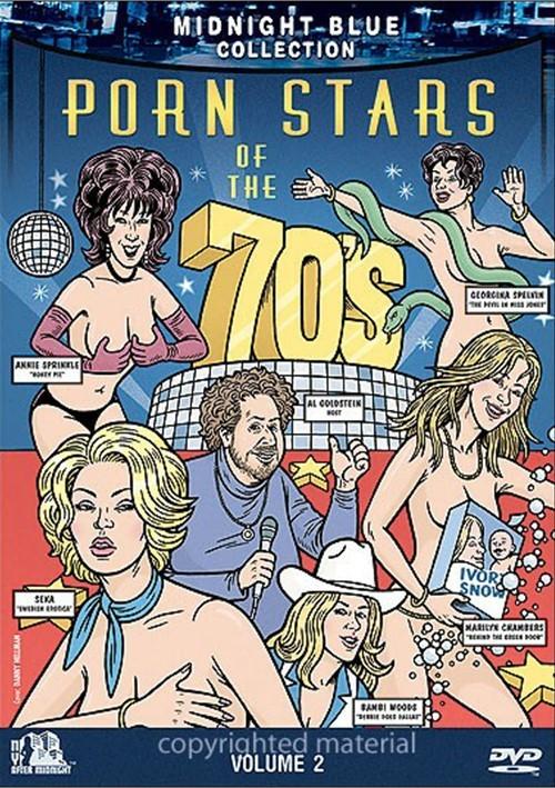 Midnight Blue: Volume 2 - Porn Stars Of The 70s