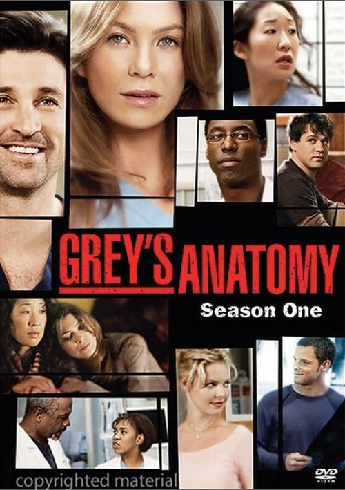 Greys Anatomy: Season One