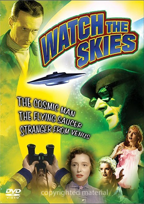 Watch the Skies! (Box Set)