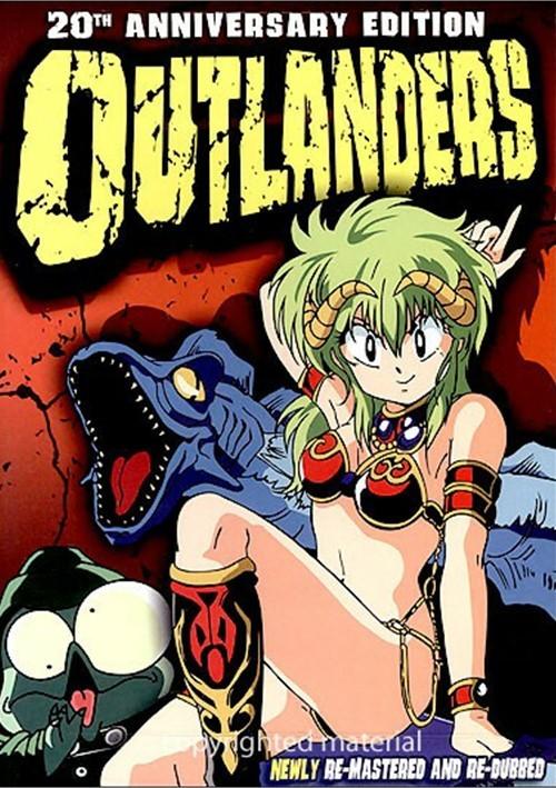 Outlanders: 20th Anniversary Edition