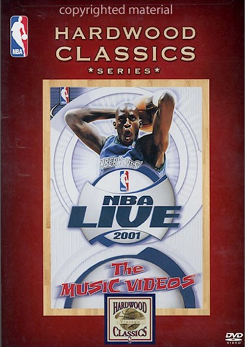 NBA Hardwood Classics: NBA Live 2001 - The Music Videos