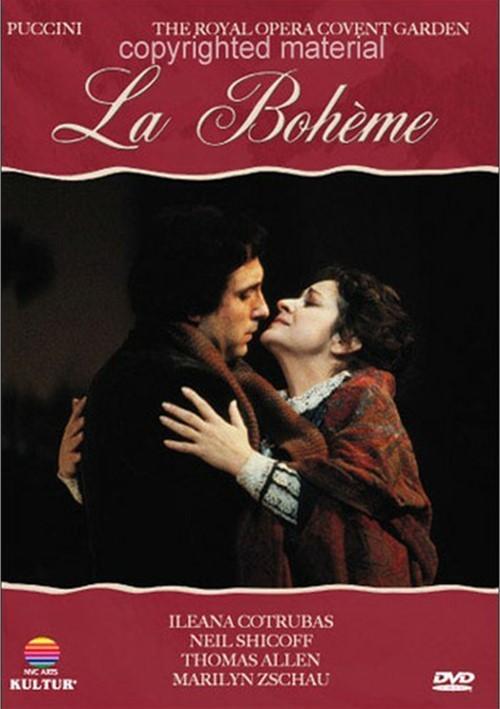 La Boheme: The Royal Opera