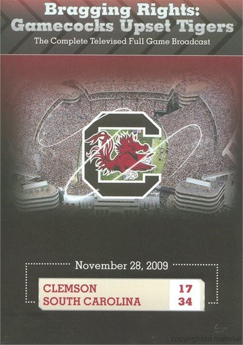 Bragging Rites: The Carolina - Clemson Rivalry