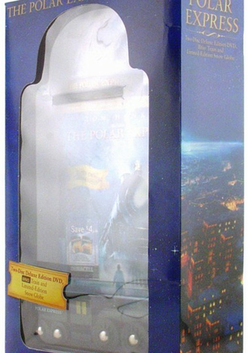 Polar Express, The:  Special Edition (With Snowglobe & Train)