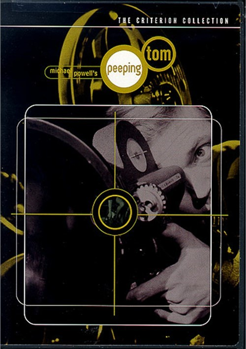 Peeping Tom: The Criterion Collection