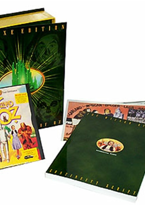 Wizard Of Oz: Deluxe Edition Gift Set