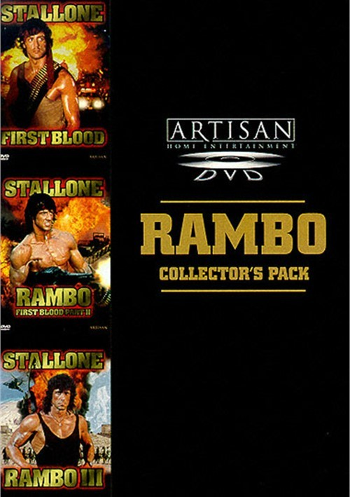 Rambo Collectors Pack