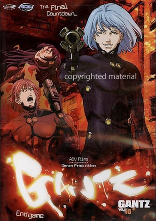 Gantz: Volume 10 - Endgame
