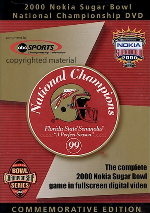 2000 Sugar Bowl National Championship