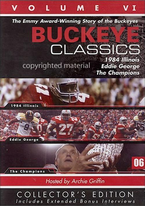 Ohio State: Buckeye Classics - Volume 6