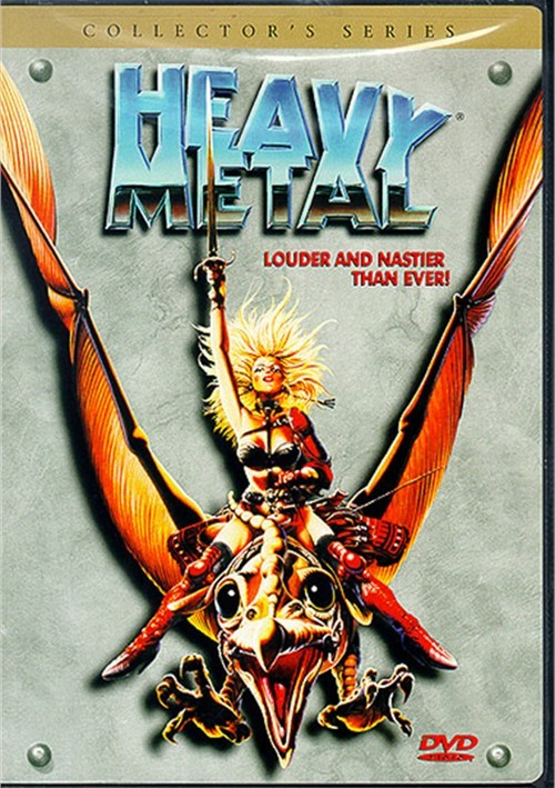 Heavy Metal: Collectors Series