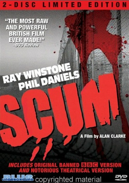 Scum: 2 Disc Limited Edition
