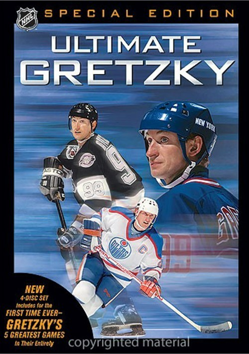 NHL Ultimate Gretzky Special Edition