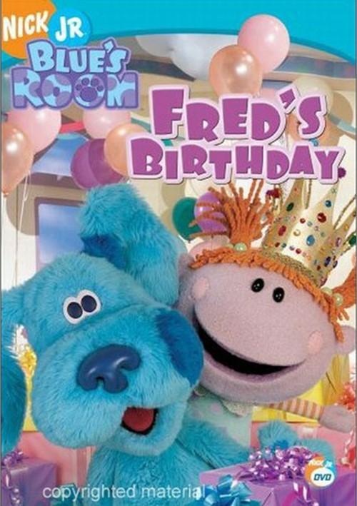 Blues Clues: Blues Room - Freds Birthday