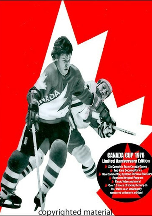 Canada Cup 1976 (Bobby Orr Cover)