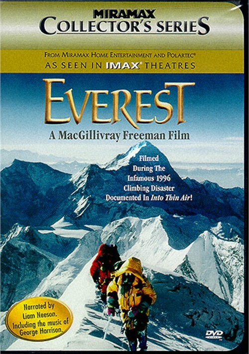 IMAX: Everest: Special Edition