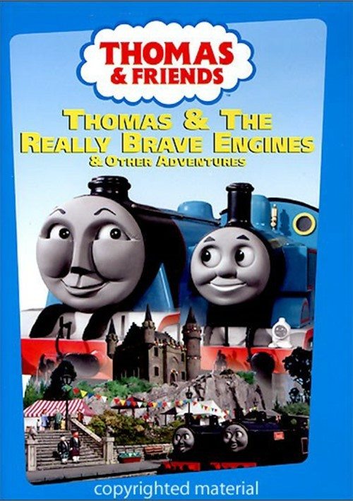 Thomas & Friends: Thomas & The Really Brave Engines