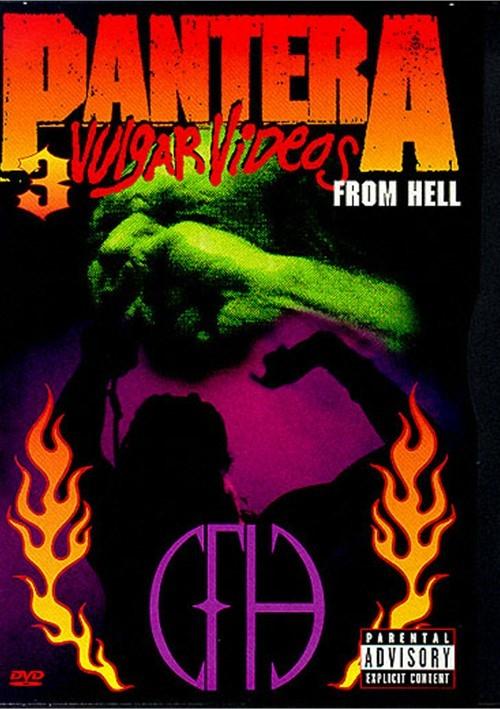 Pantera: 3: Vulgar Videos From Hell