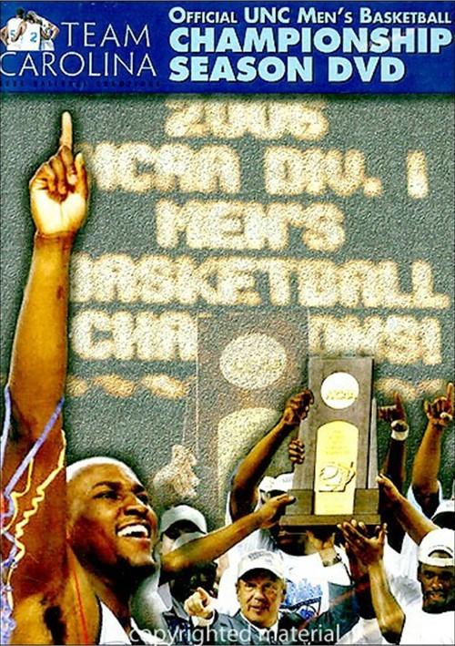 Team Carolina: 2004-2005 Official UNC Mens Basketball - Championship Season