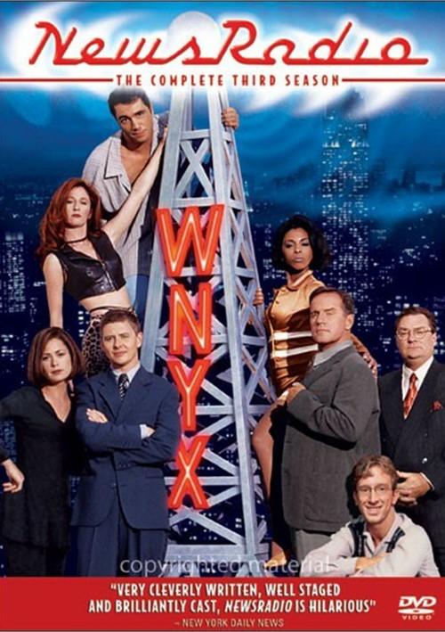 Newsradio: The Complete Third Season