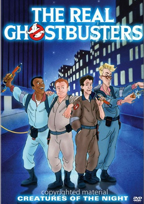 Real Ghostbusters, The: Creatures Of The Night