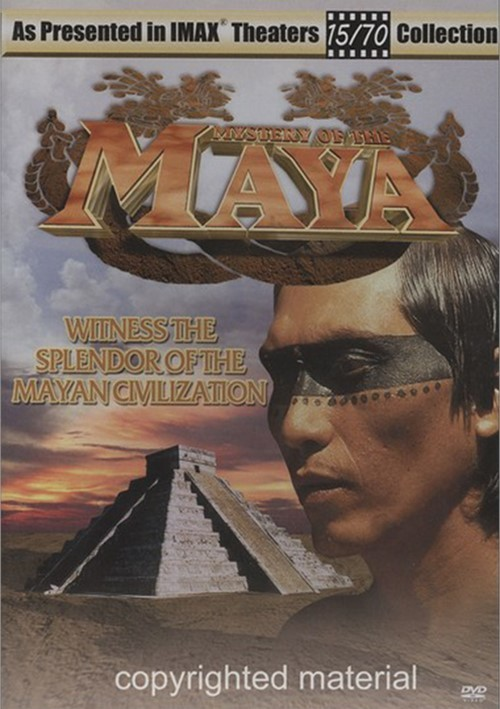 IMAX: Mystery Of The Maya