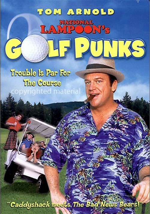 National Lampoons Golf Punks