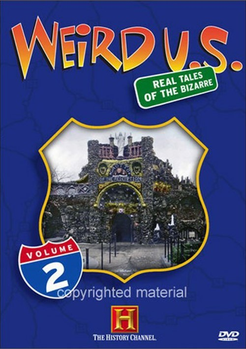 Weird U.S.: Volume 2