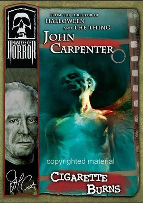 Masters Of Horror: John Carpenter - Cigarette Burns