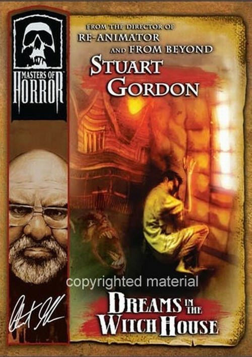 Masters Of Horror: Stuart Gordon - Dreams In The Witch-House